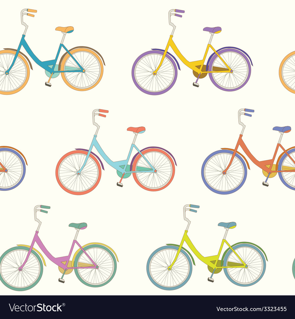 Byciclepink12 vector | Price: 1 Credit (USD $1)