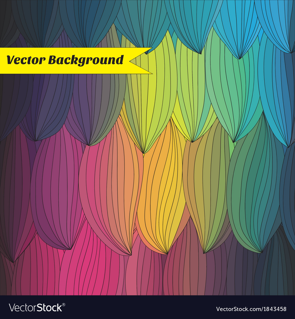 Colored background vector | Price: 1 Credit (USD $1)
