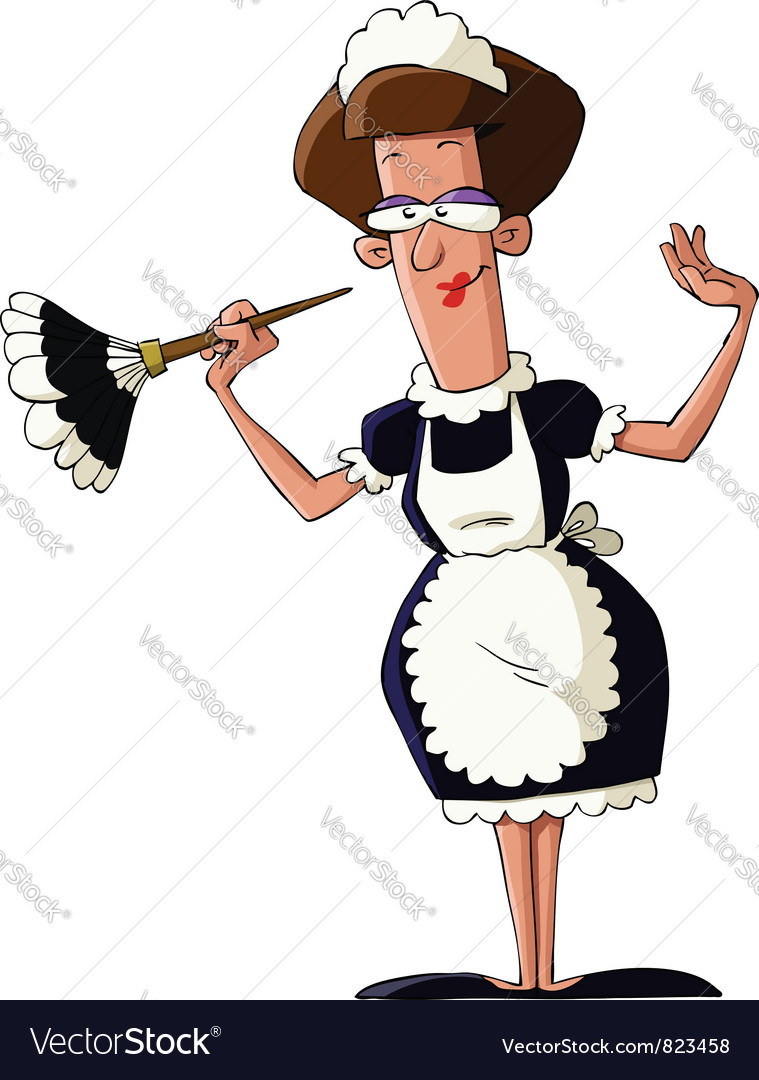 Maid vector | Price: 3 Credit (USD $3)