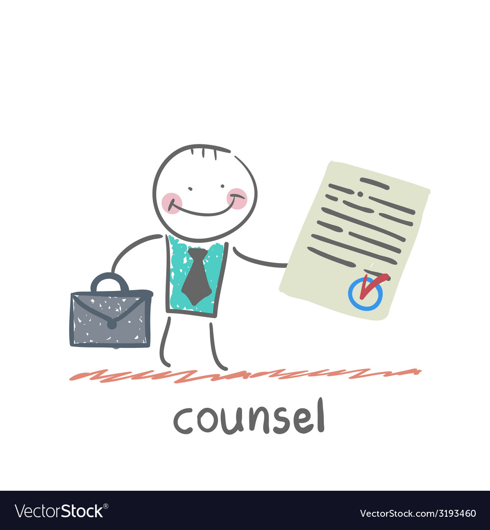 Counsel vector | Price: 1 Credit (USD $1)