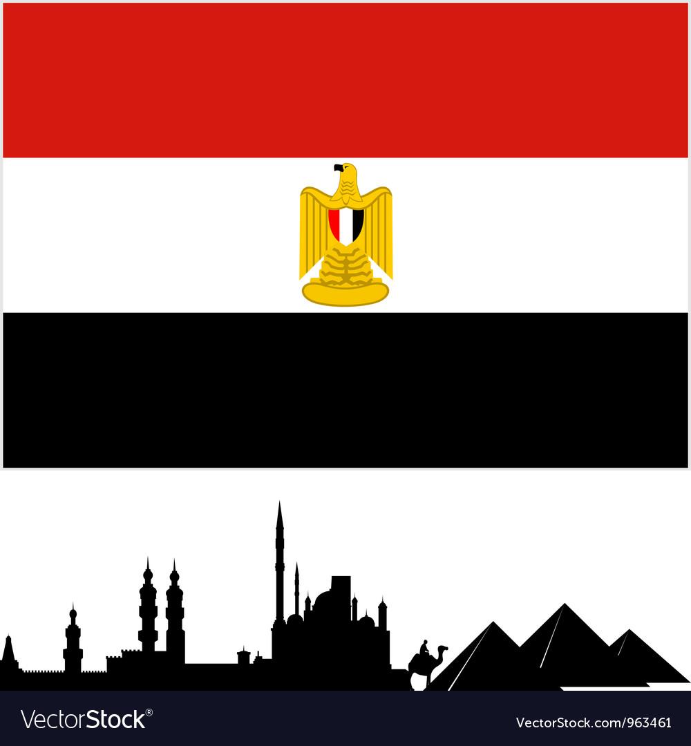 Egypt vector | Price: 1 Credit (USD $1)