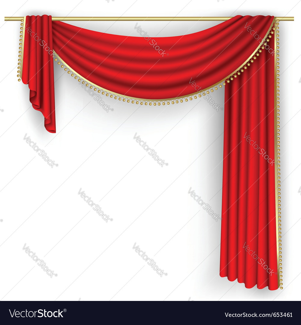 Theater stage vector | Price: 1 Credit (USD $1)