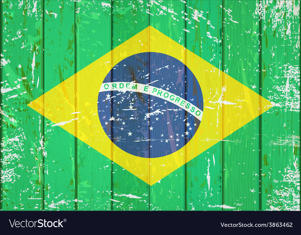 Brazil fence vector | Price: 1 Credit (USD $1)