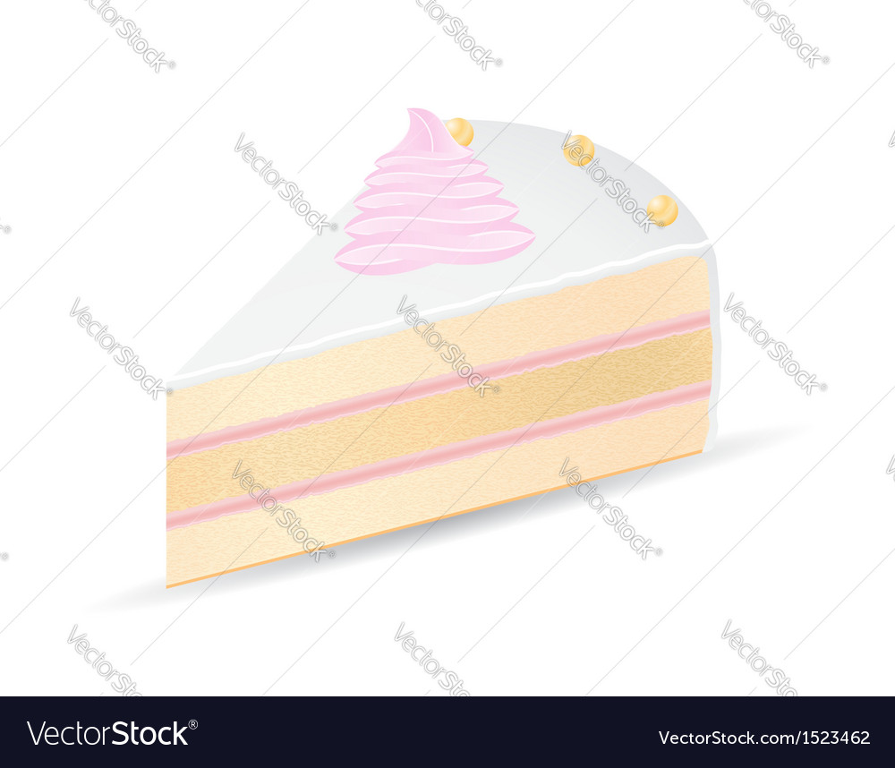Cake 08 vector | Price: 1 Credit (USD $1)