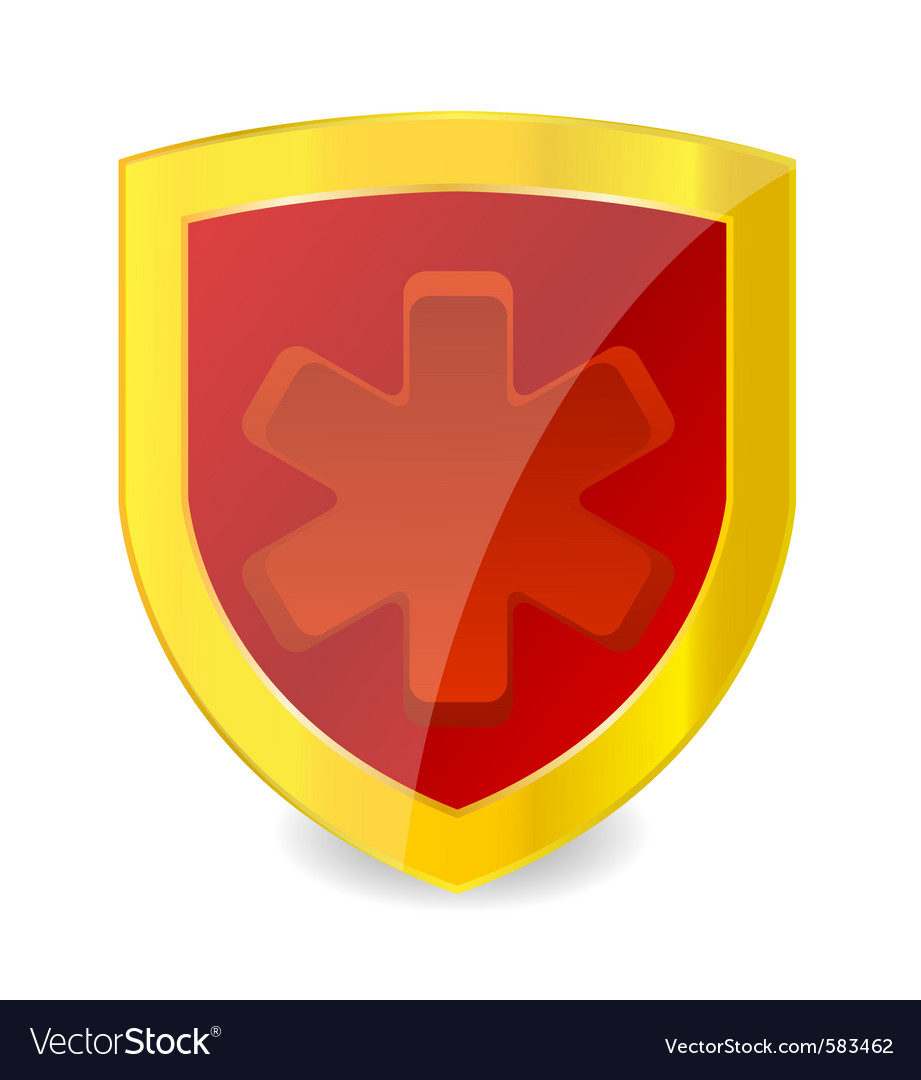 Medical sign vector | Price: 1 Credit (USD $1)