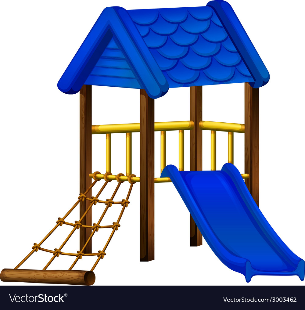 Playhouse vector | Price: 1 Credit (USD $1)