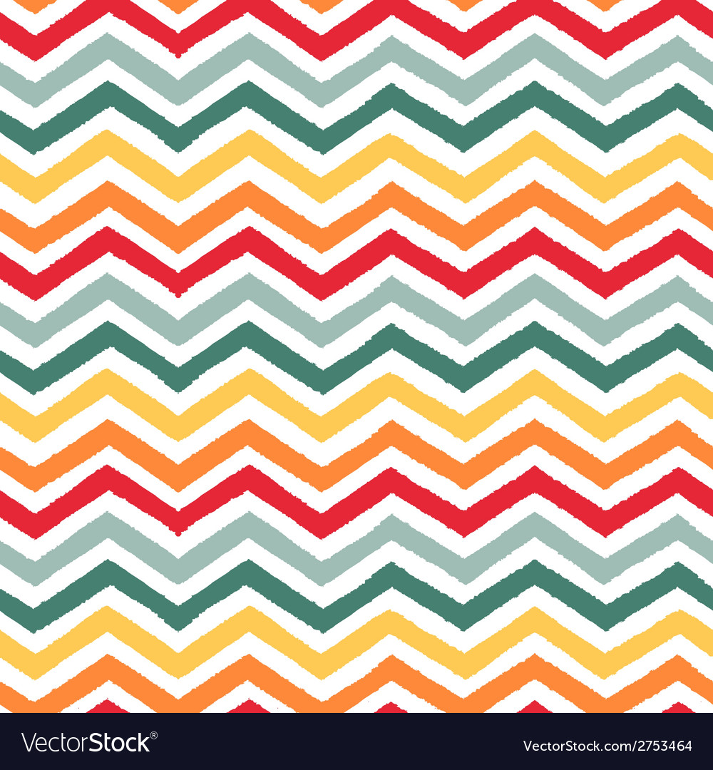 Geometric chevron seamless pattern vector | Price: 1 Credit (USD $1)