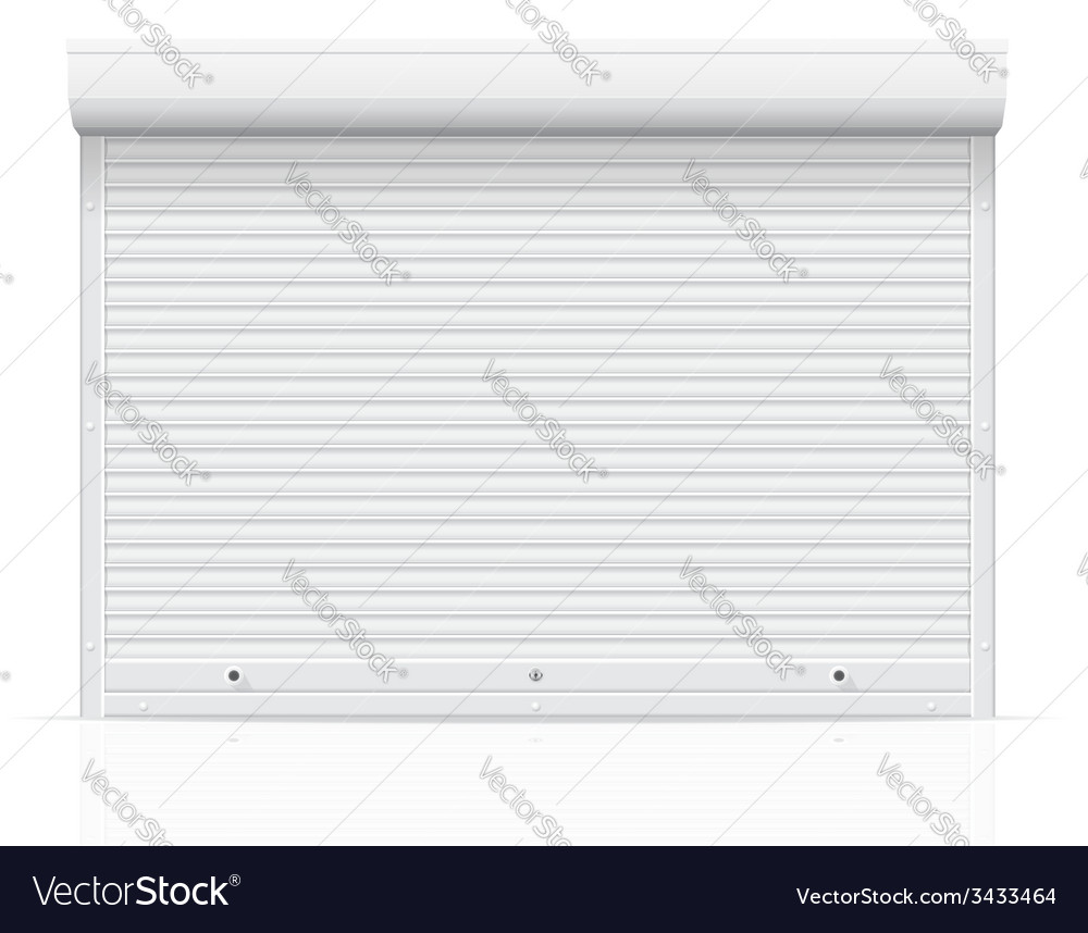 Rolling shutters 05 vector | Price: 1 Credit (USD $1)