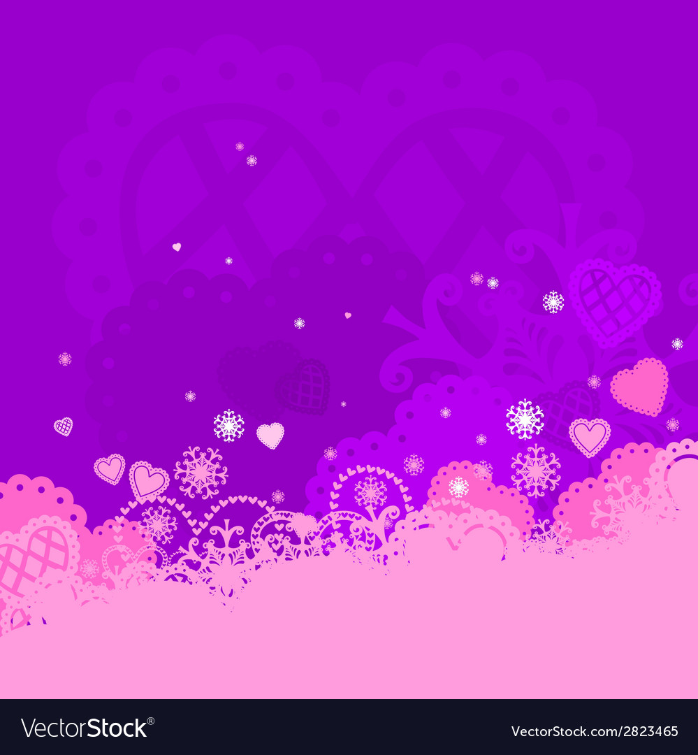 Background of valentines day vector | Price: 1 Credit (USD $1)
