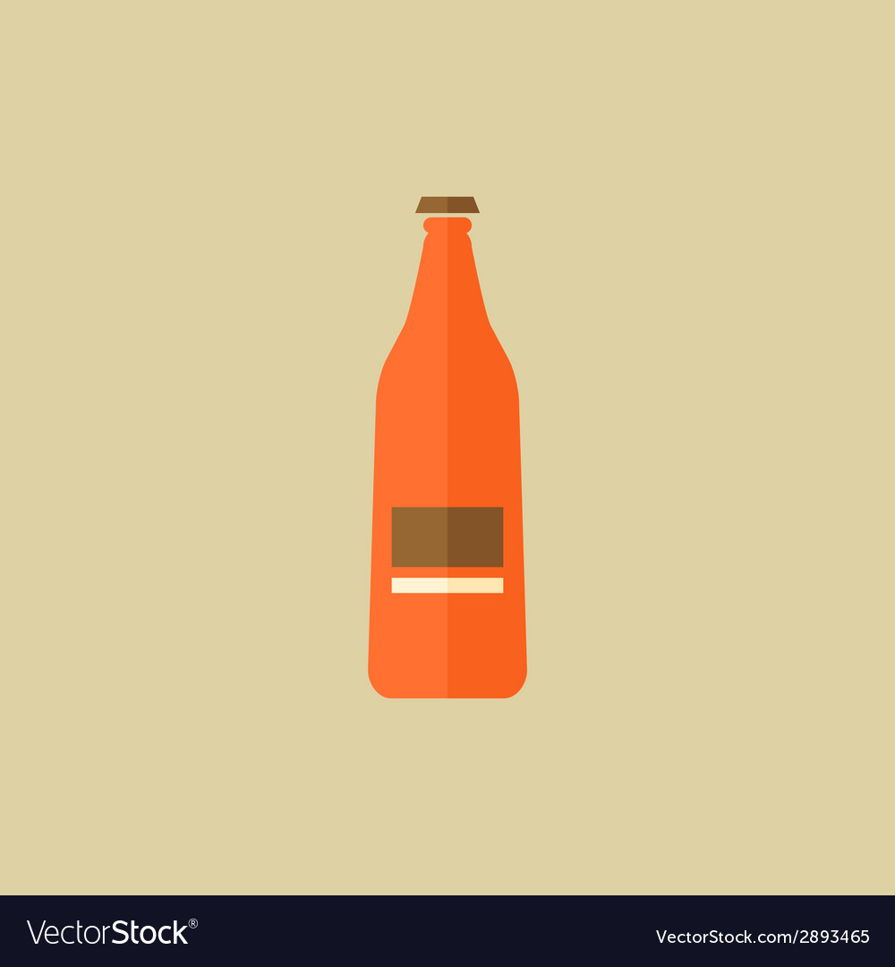 Drink flat icon vector   Price: 1 Credit (USD $1)