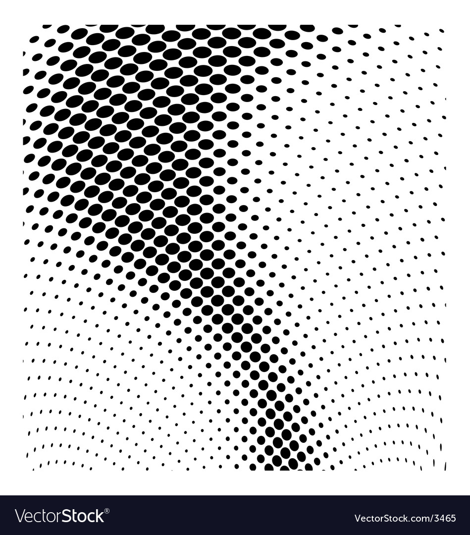 Halftone dots vector | Price: 1 Credit (USD $1)