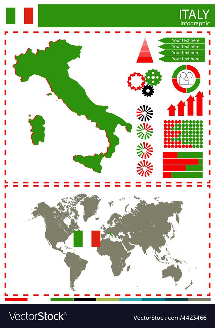 Italy vector | Price: 1 Credit (USD $1)