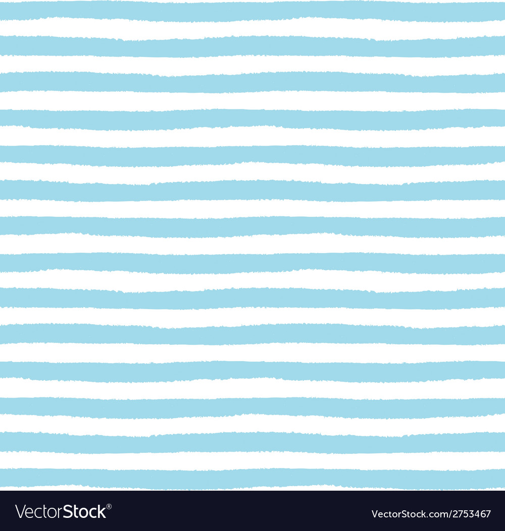 Hand painted brush strokes seamless pattern vector | Price: 1 Credit (USD $1)