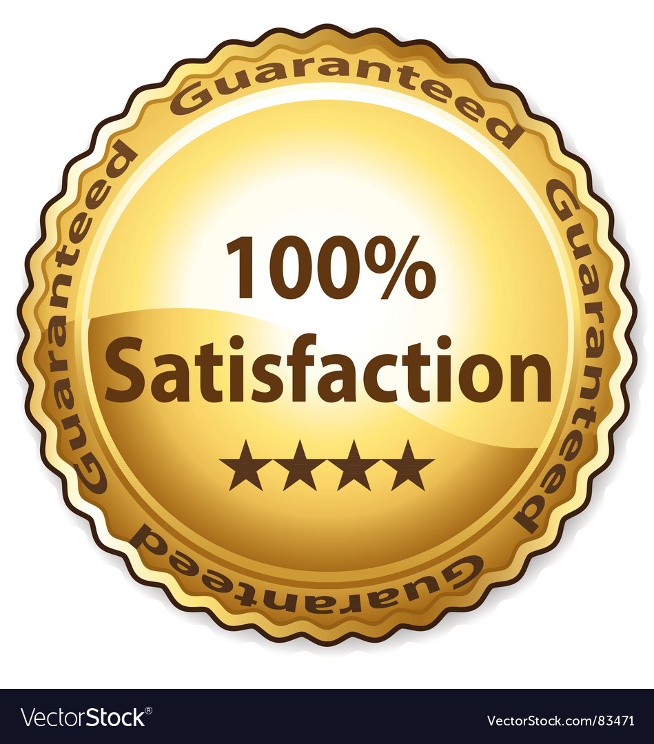 100 satisfaction vector | Price: 1 Credit (USD $1)