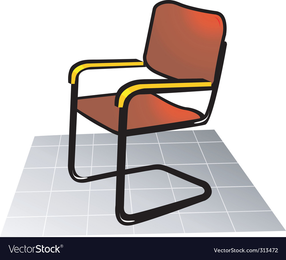 Resting chair vector | Price: 1 Credit (USD $1)