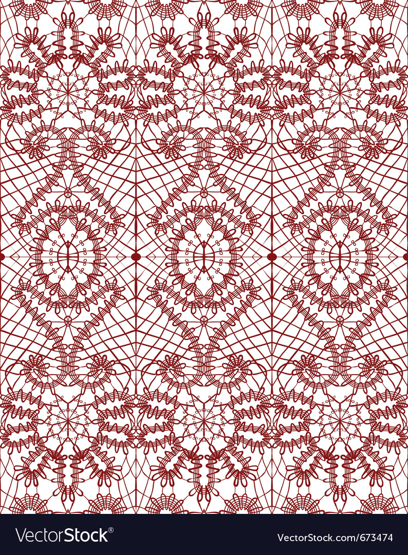 Beautiful delicate openwork lace vector | Price: 1 Credit (USD $1)