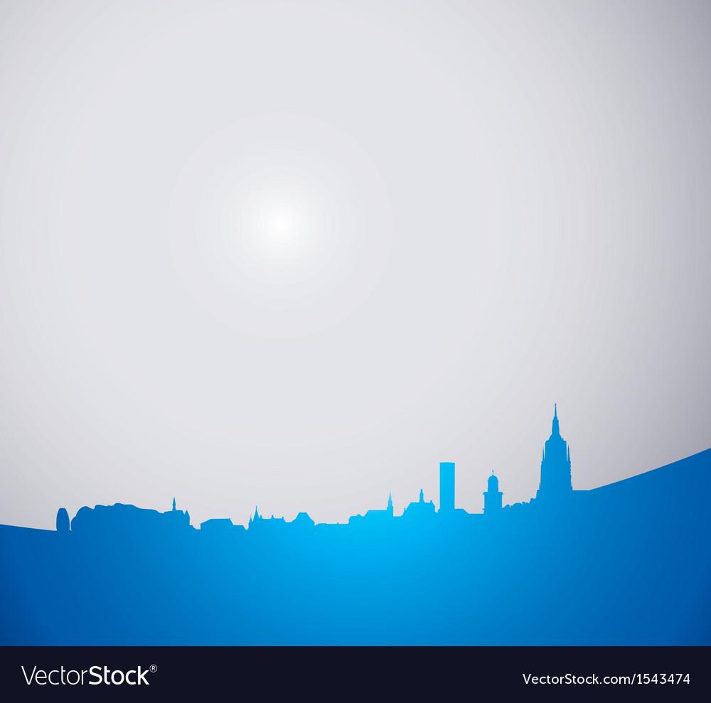 City gray vector | Price: 1 Credit (USD $1)