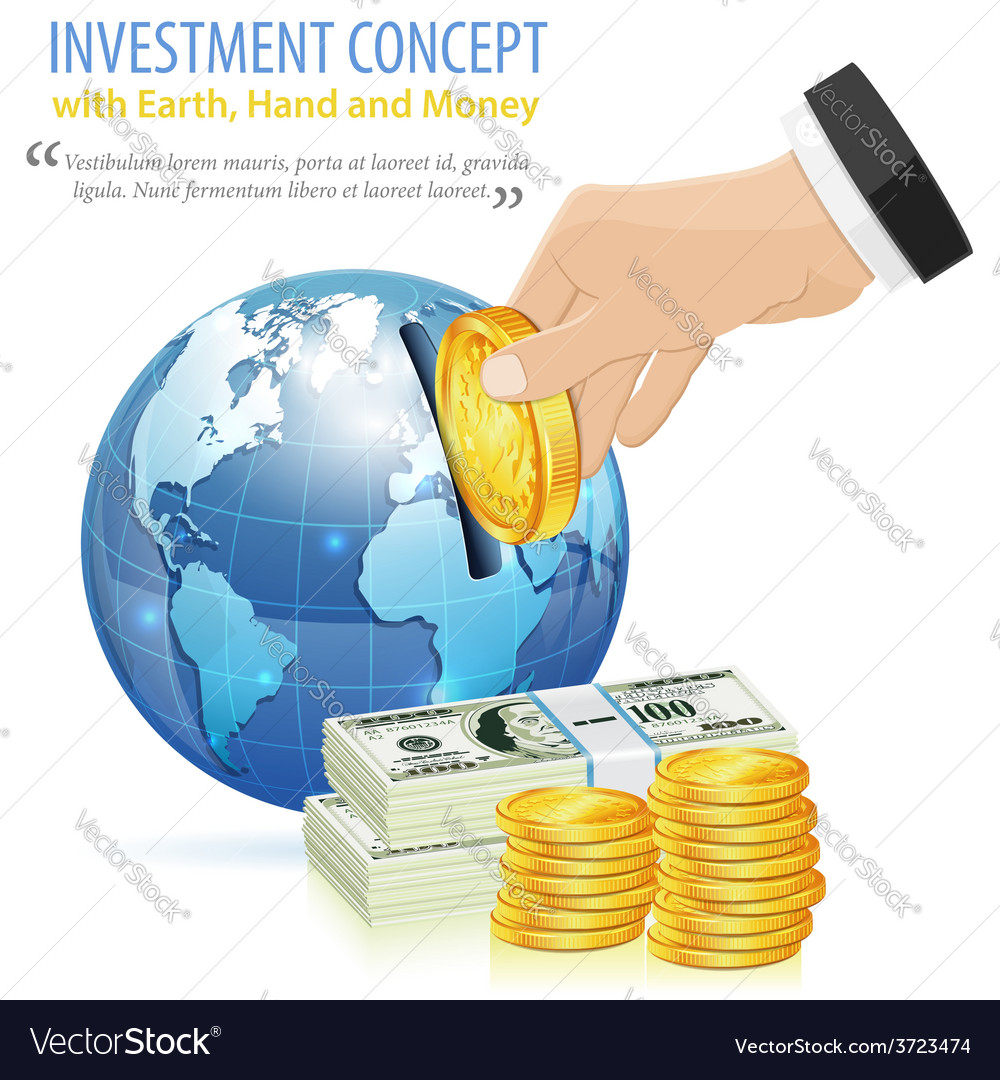 Investment concept vector | Price: 3 Credit (USD $3)