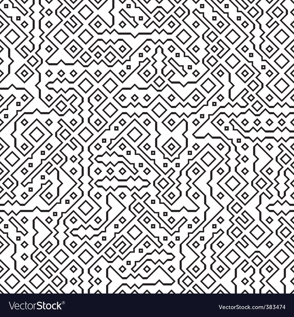 Printed wiring board background vector | Price: 1 Credit (USD $1)