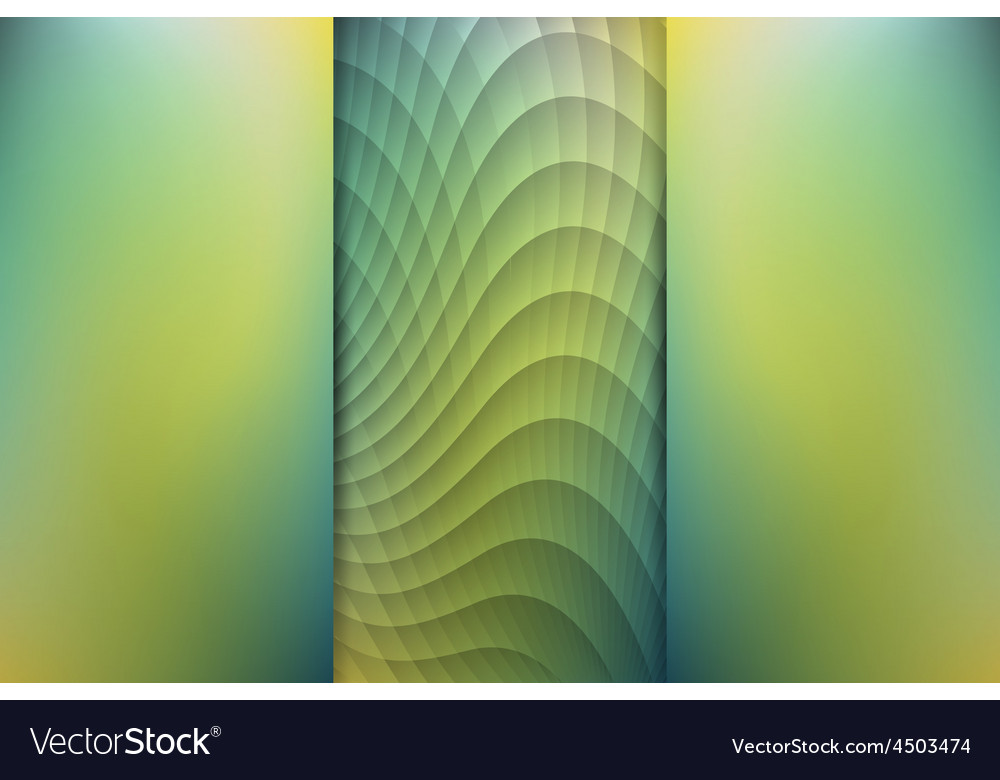 Rainforest colored abstract background vector | Price: 1 Credit (USD $1)