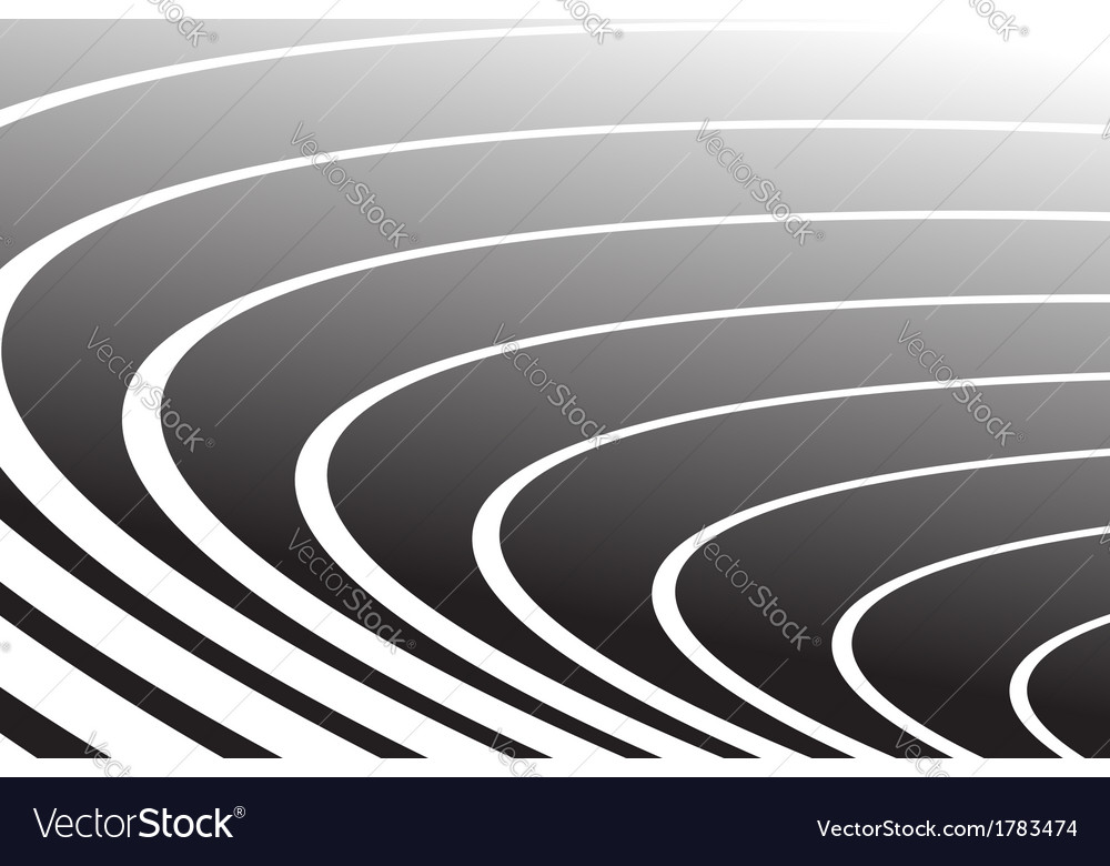 Track lines vector | Price: 1 Credit (USD $1)