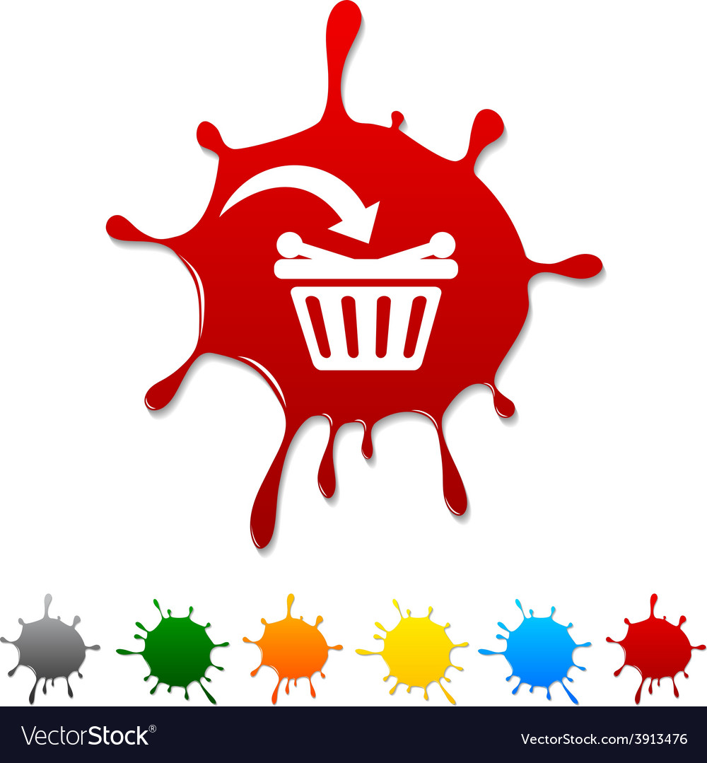 Buy blot vector | Price: 1 Credit (USD $1)