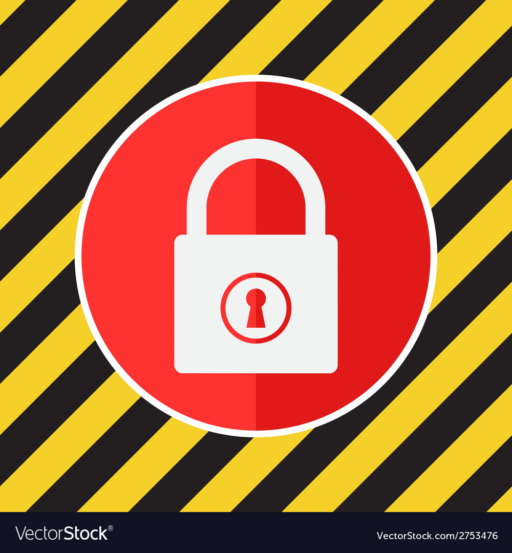 Data protection icon vector   Price: 1 Credit (USD $1)