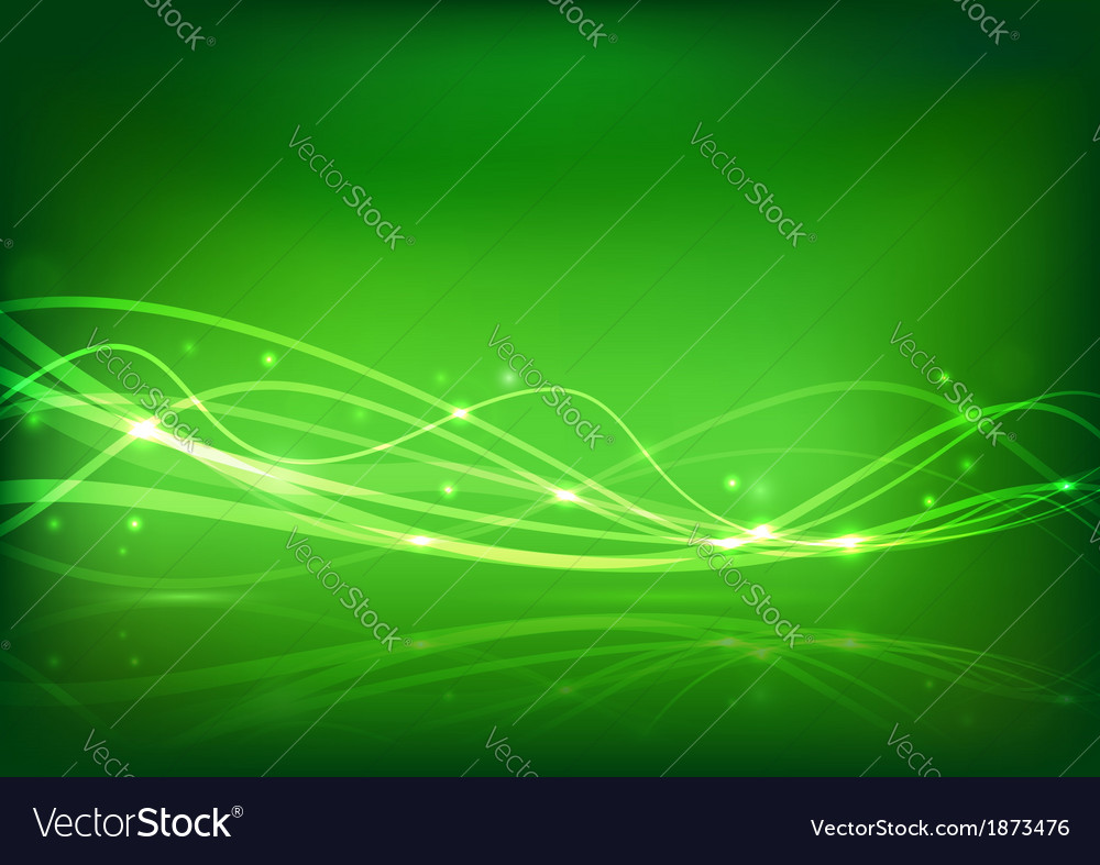 Transparent energy wave - abstract banner vector | Price: 1 Credit (USD $1)