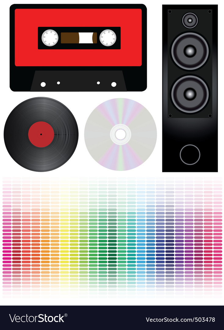 Audio vector | Price: 1 Credit (USD $1)