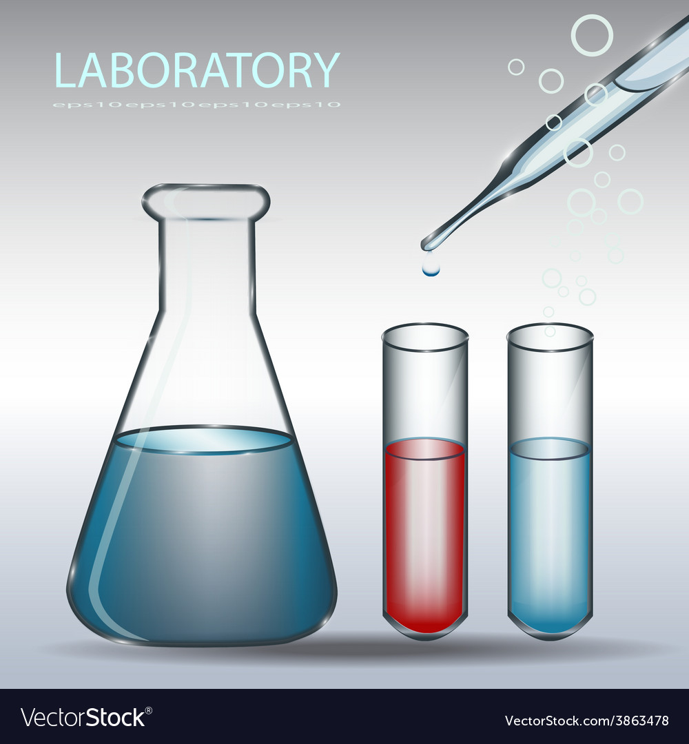 Laboratory vector | Price: 1 Credit (USD $1)