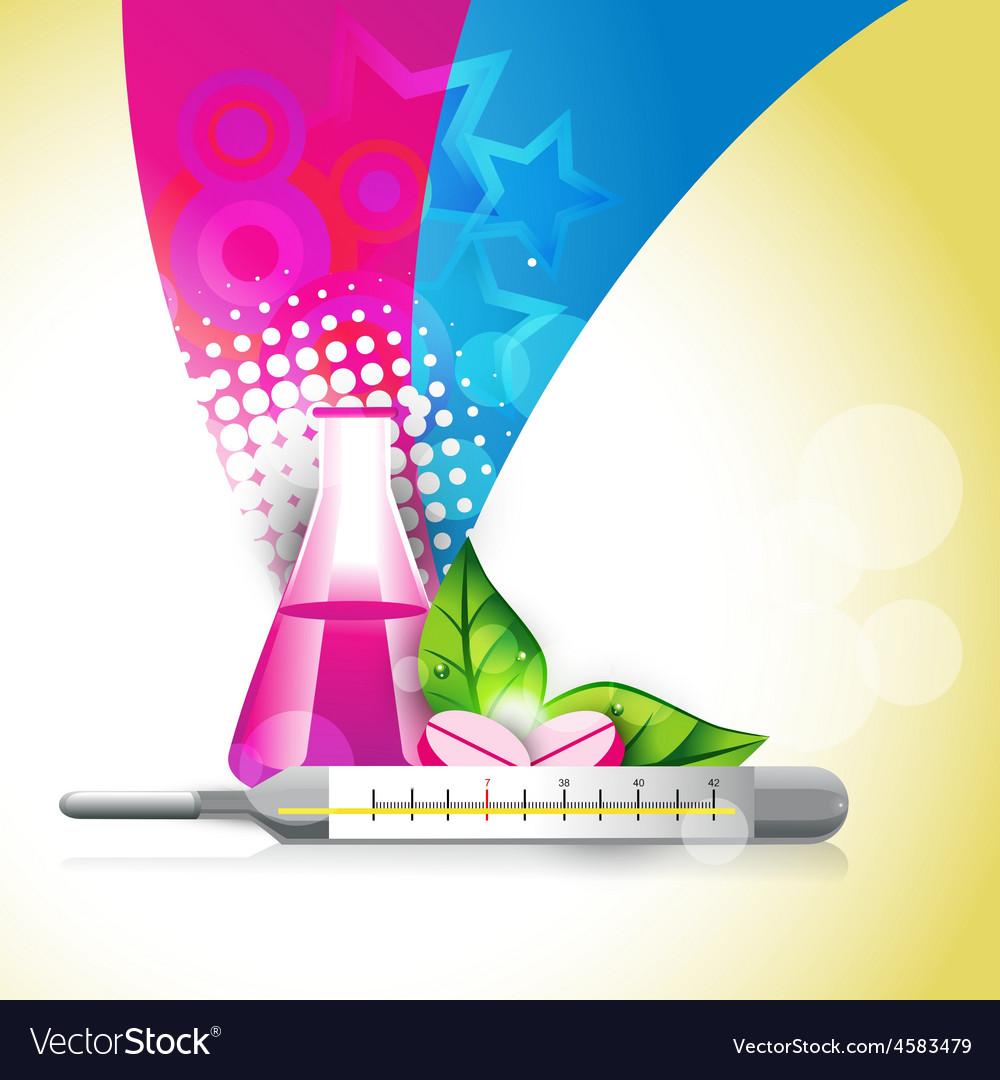 Medical elements vector | Price: 1 Credit (USD $1)