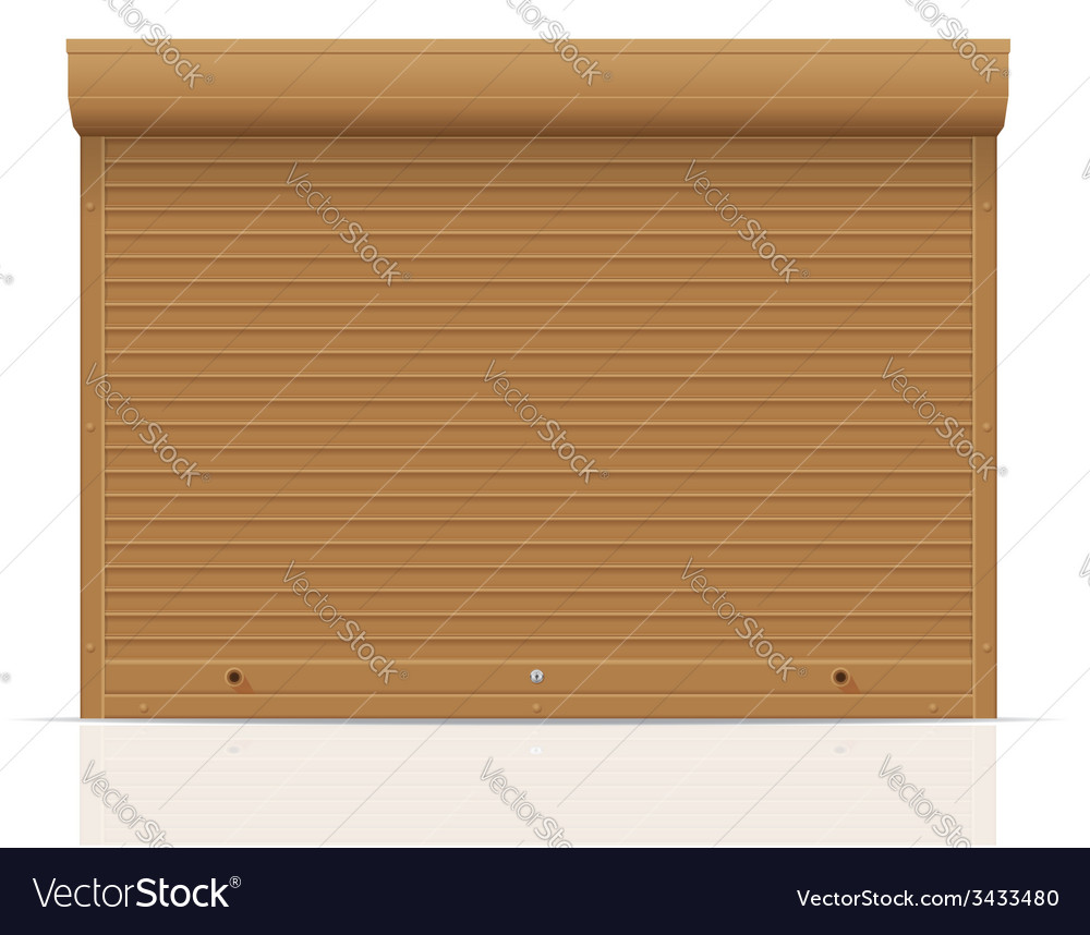 Rolling shutters 13 vector | Price: 1 Credit (USD $1)