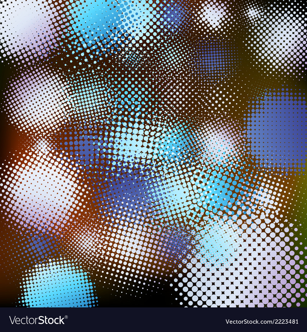 Abstract halftone background eps 10 vector | Price: 1 Credit (USD $1)