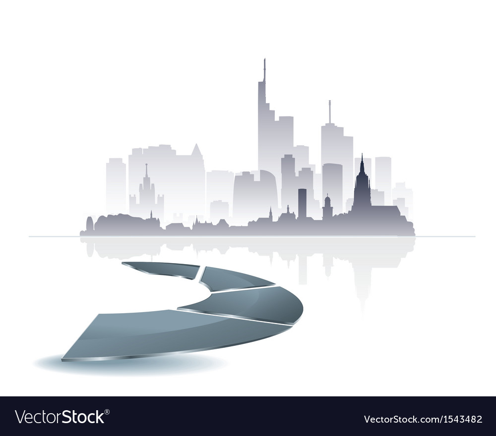 City icon vector | Price: 1 Credit (USD $1)