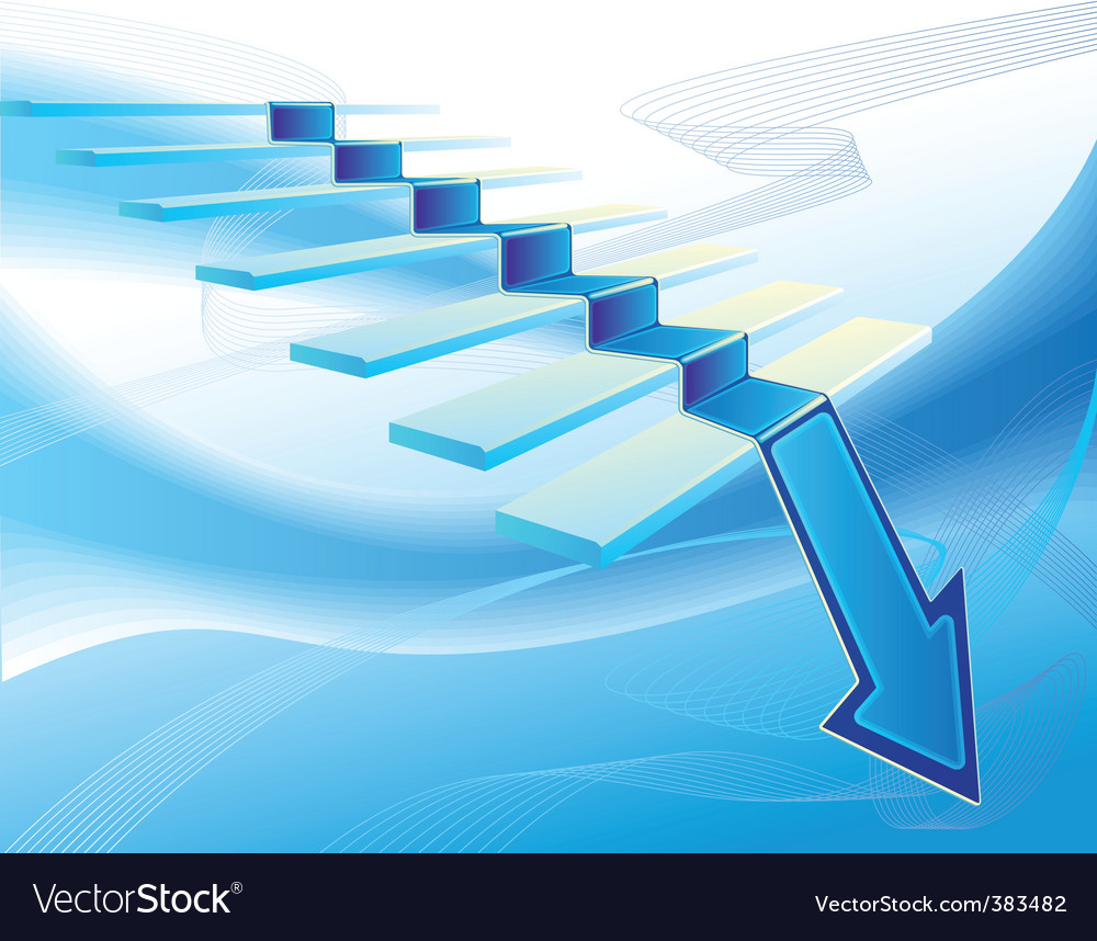 Economic downturn concept vector   Price: 1 Credit (USD $1)