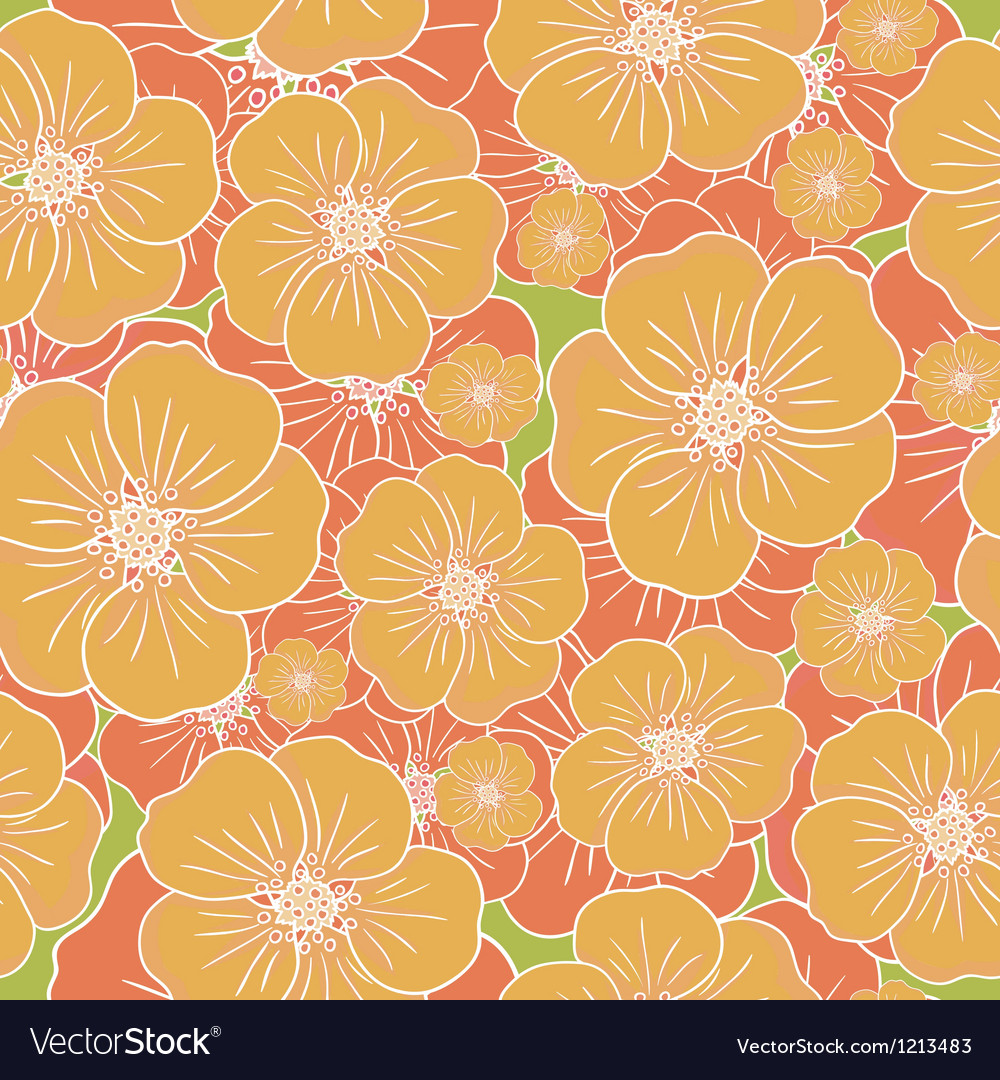 Decoration element floral style vector | Price: 1 Credit (USD $1)