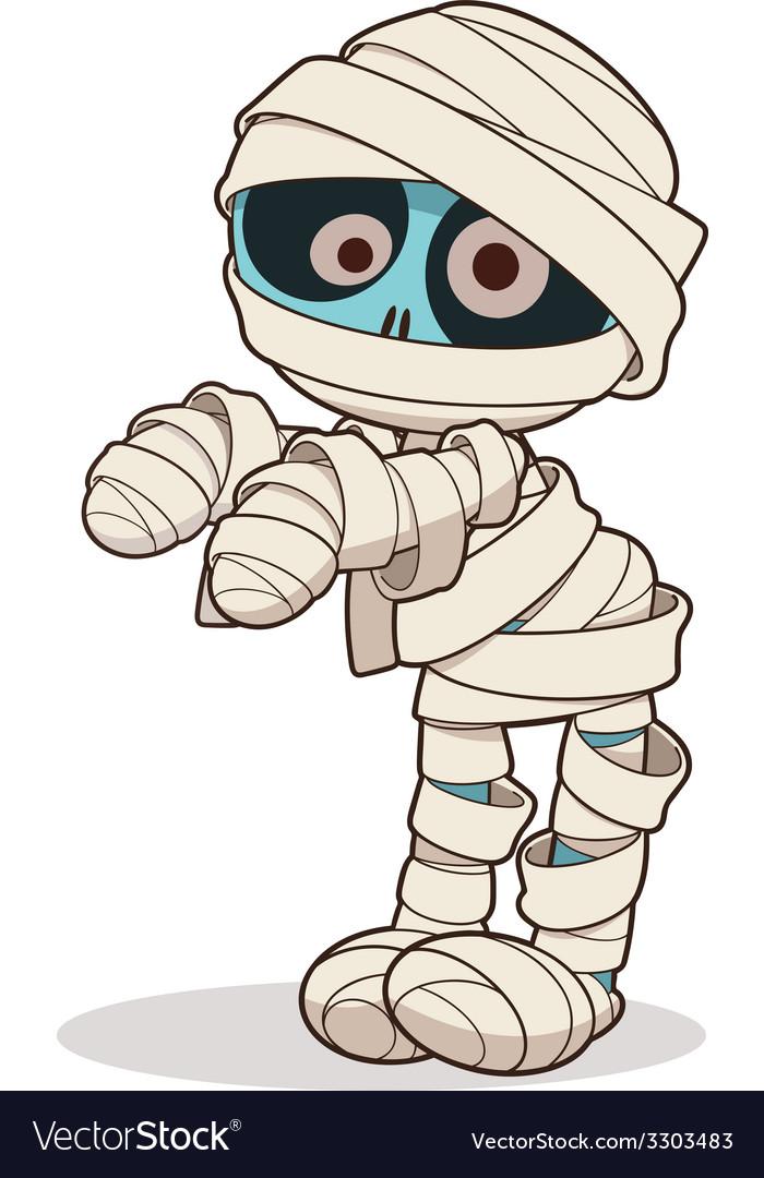 Mummy vector | Price: 3 Credit (USD $3)