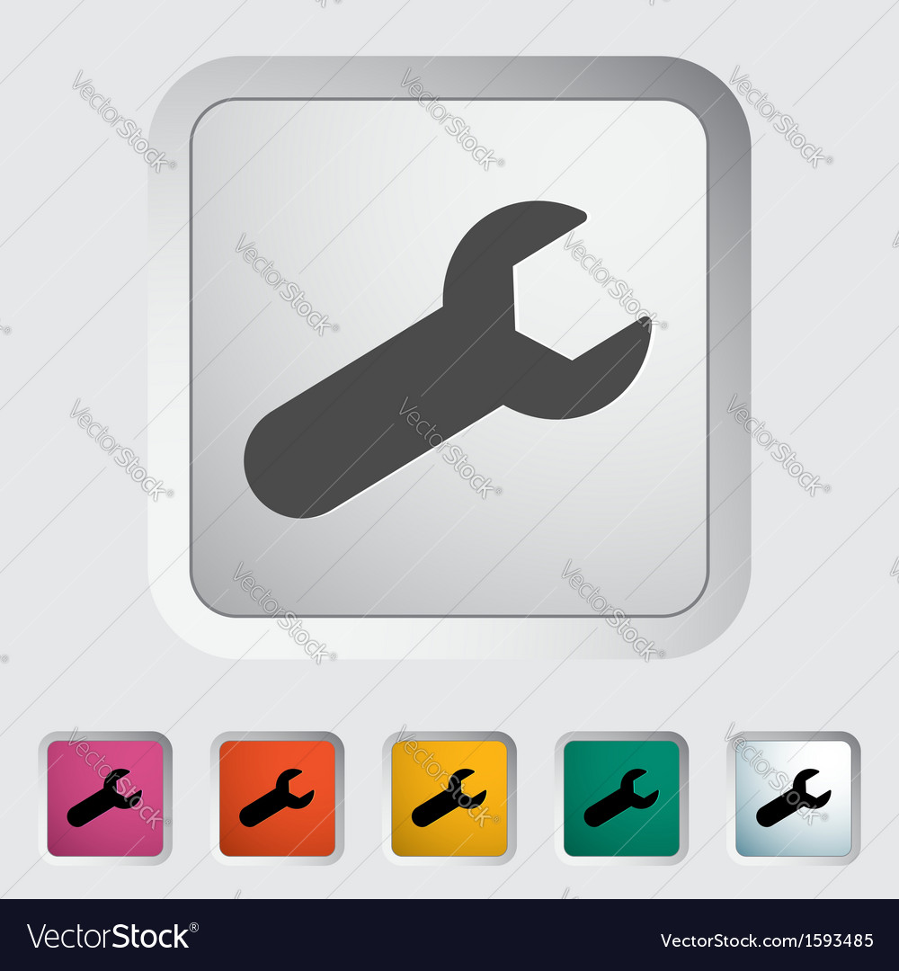 Wrench vector   Price: 1 Credit (USD $1)