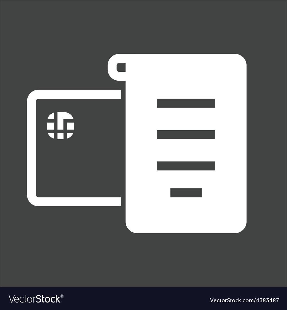 Receipt vector | Price: 1 Credit (USD $1)