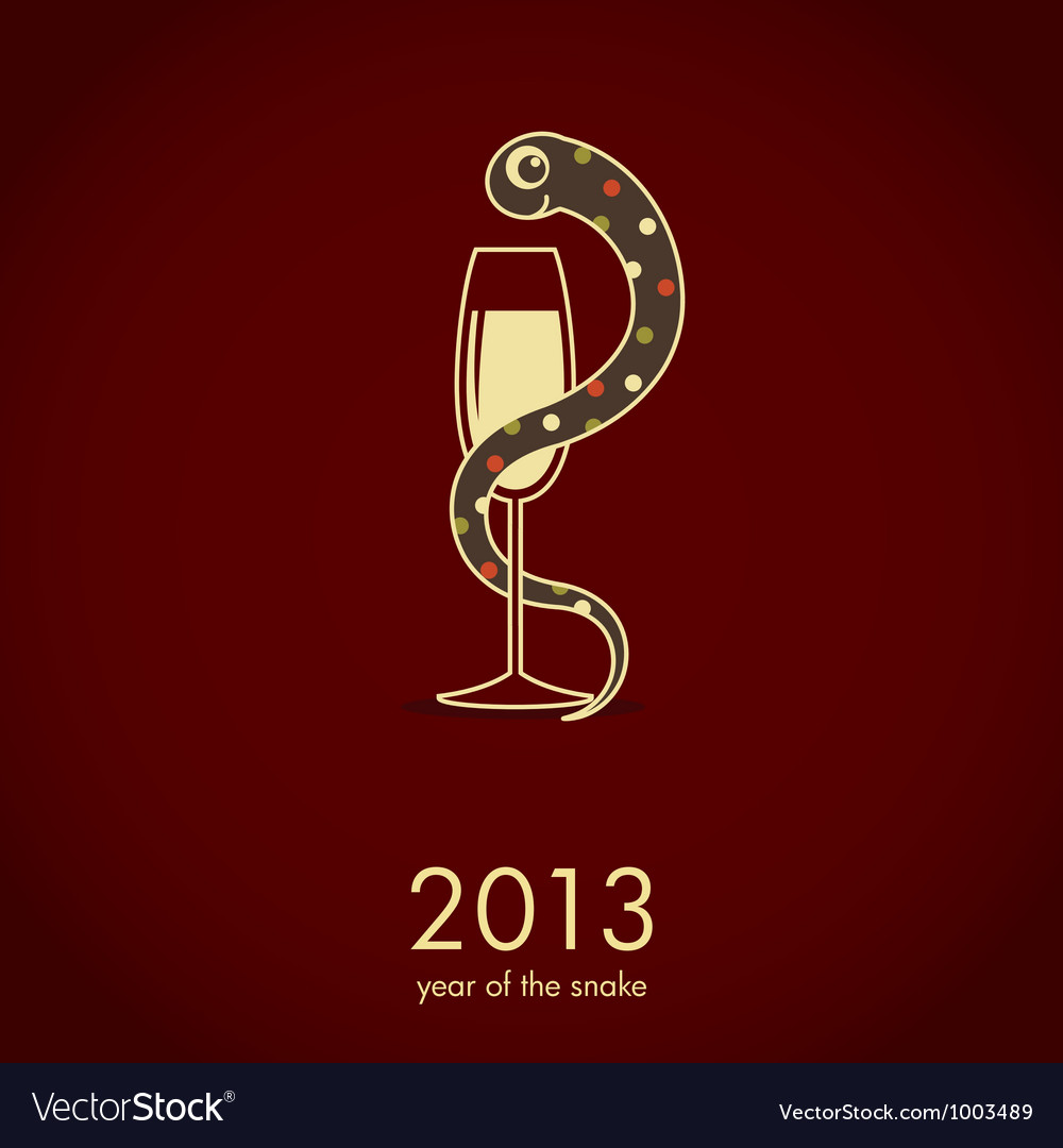 2013 new year card vector | Price: 1 Credit (USD $1)