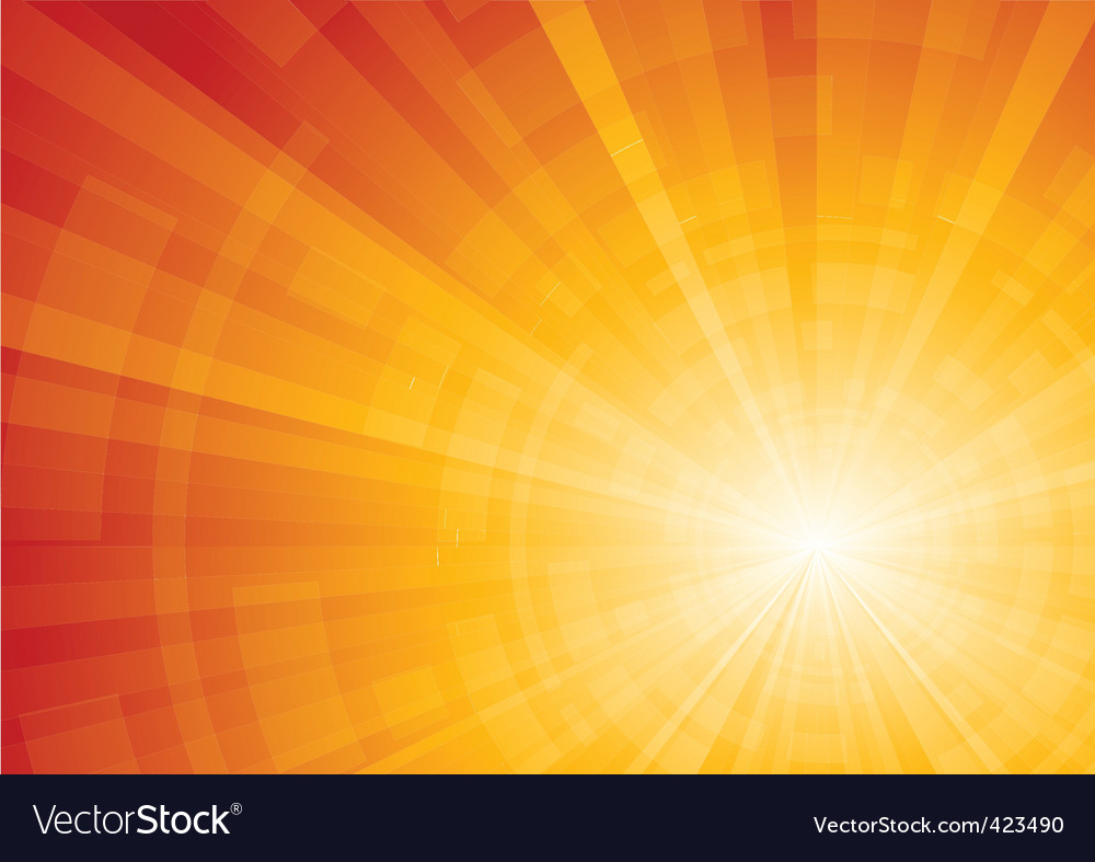 bright sunny background vector | Price: 1 Credit (USD $1)