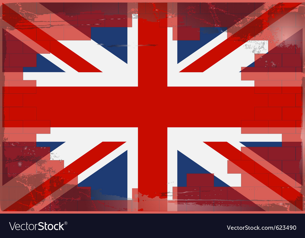 English wall vector | Price: 1 Credit (USD $1)