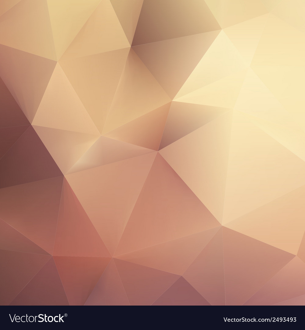 Autumn geometric shapes triangle plus eps10 vector | Price: 1 Credit (USD $1)