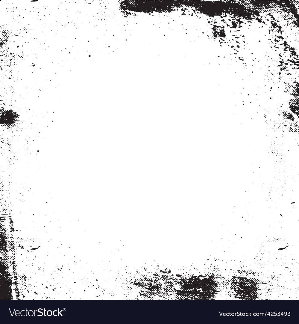 Black and white grunge texture vector | Price: 1 Credit (USD $1)