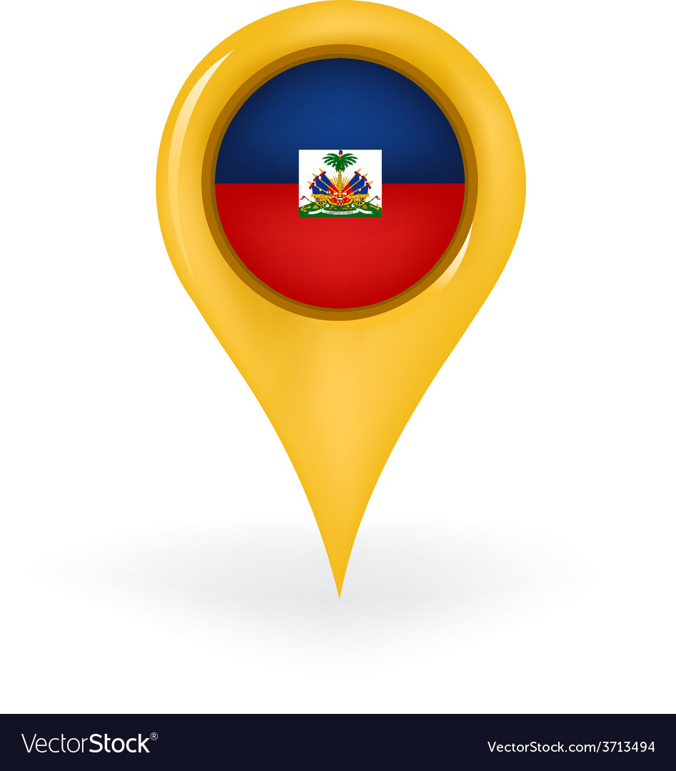 Location haiti vector | Price: 1 Credit (USD $1)