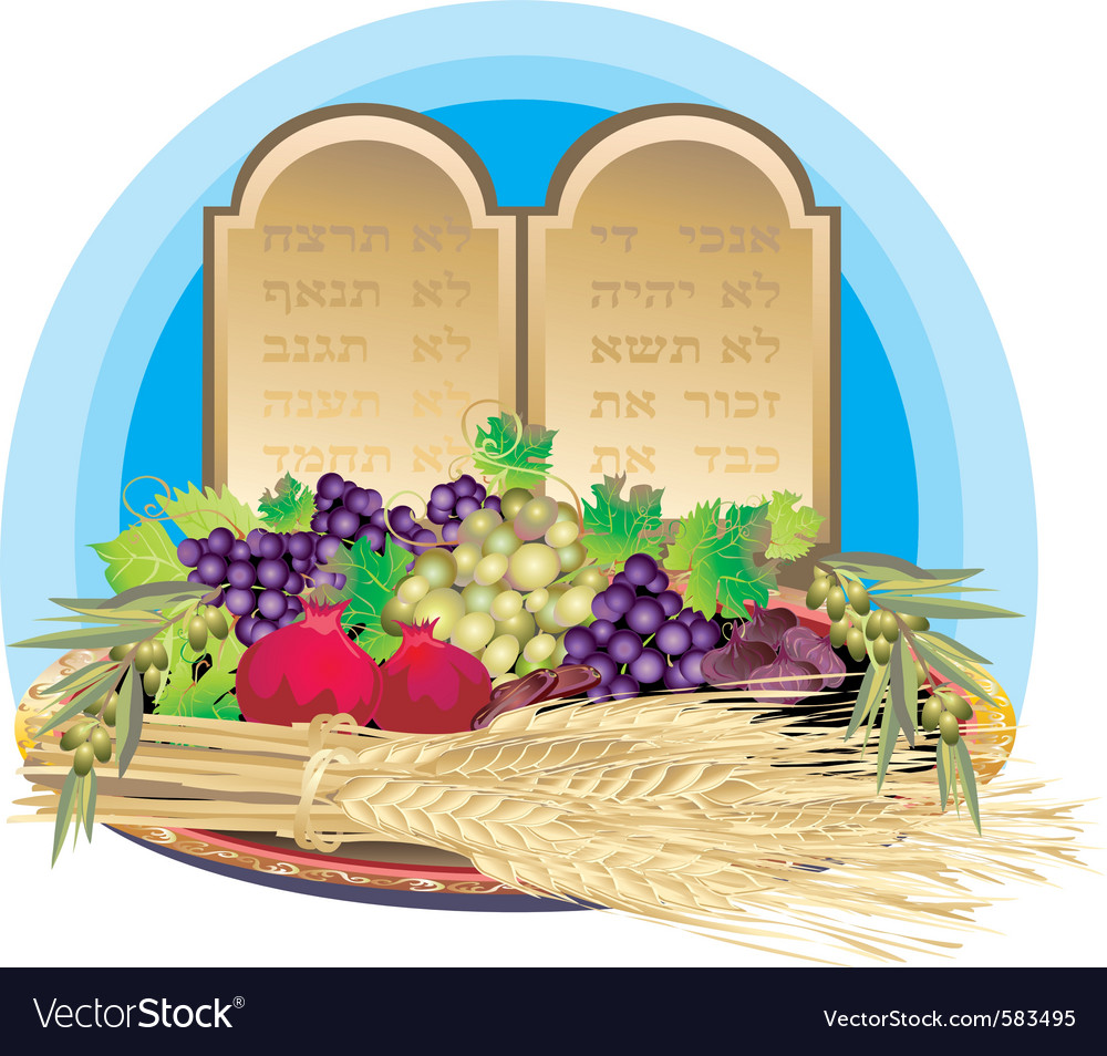 Shavuot vector | Price: 1 Credit (USD $1)