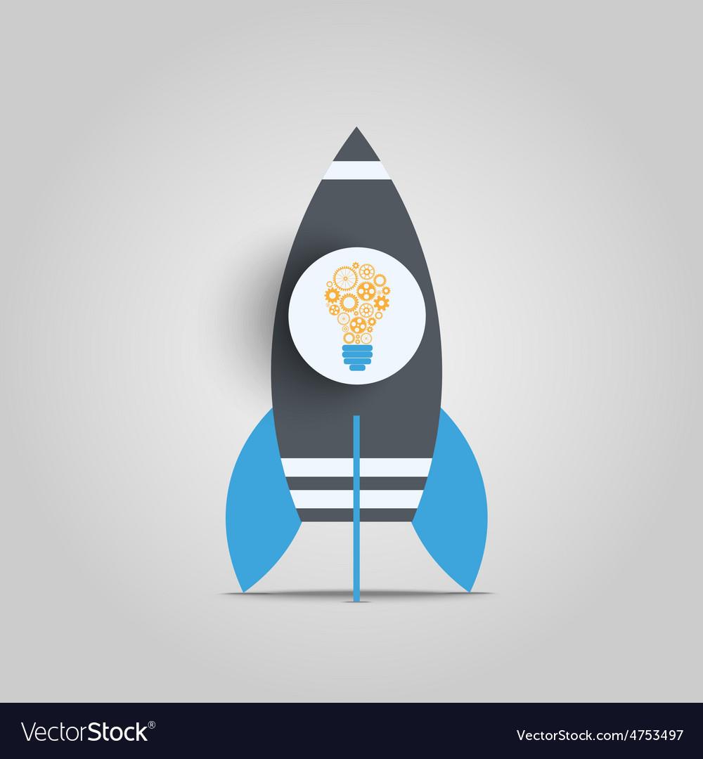 Start up vector | Price: 1 Credit (USD $1)