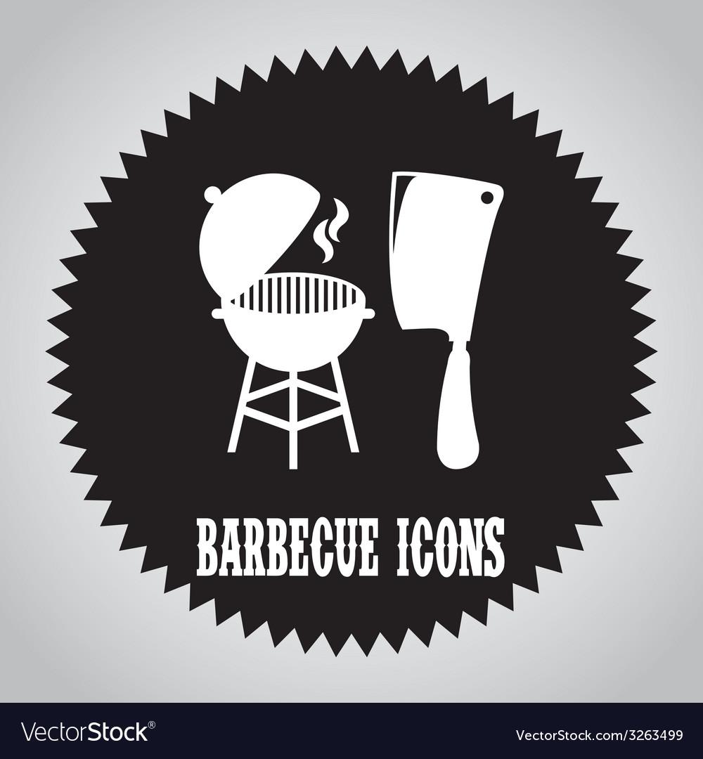 Barbecue design vector   Price: 1 Credit (USD $1)