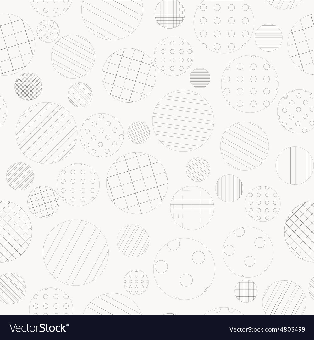 Geometric background with dotted and striped vector | Price: 1 Credit (USD $1)