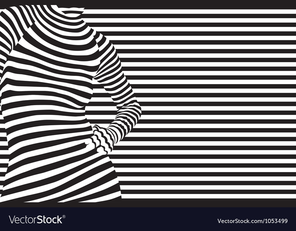 Sexy stripes vector | Price: 1 Credit (USD $1)